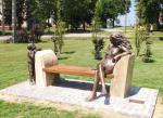 Ajka - Életkép-bányász park 3